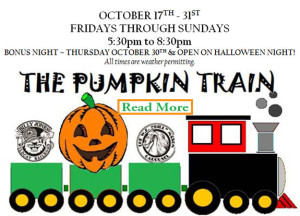 The Pumpkin Train @ Billy Jones Wildcat Railroad | Los Gatos | California | United States