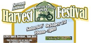 Harvest Festival @ Martial Cottle Park