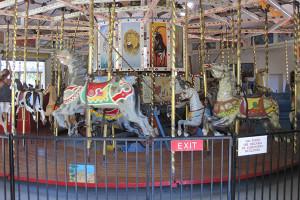 Carousel Day!