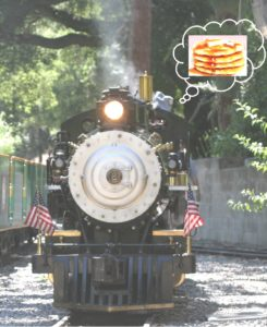 Flapjacks & Railroad Tracks Pancake Breakfast